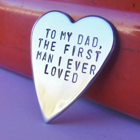 To My Dad, The First Man I Ever Loved
