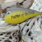 Father of the Bride (or Personalized Saying) Fishing Lure