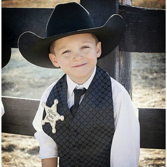 Official Ring Bearer Badge