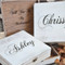 Distressed Will You Be My Bridesmaid Box