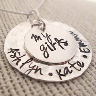 My Girls Necklace