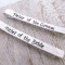 Father of the Bride & Groom Tie Clips