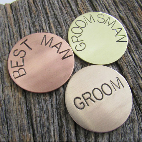 Personalized Golf Ball Marker