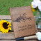 Rustic Wedding Guest Book - Love Birds