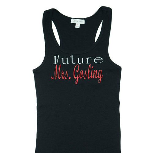 Personalized Future Mrs Tank Tops