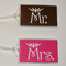 Honeymoon Luggage Tags