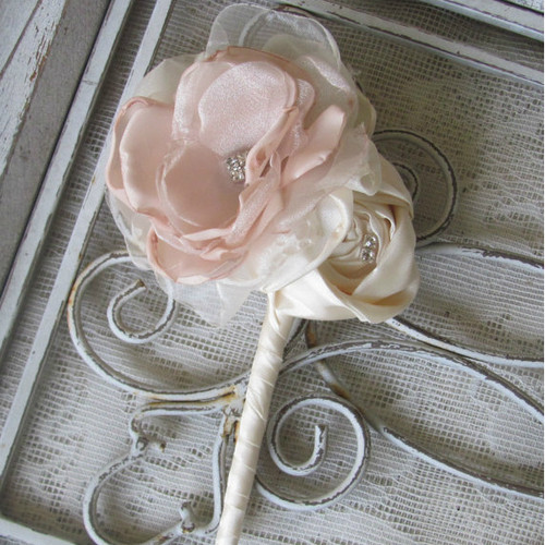 Groom & Bridal Party Boutonniere
