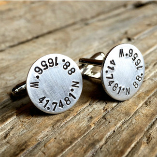 Custom Coordinate Cufflinks