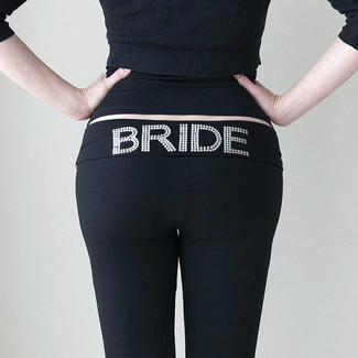 Bride Yoga Pants