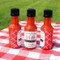 Eat, Drink & Be Married Hot Sauce Labels