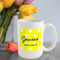 Bananas Polka Dot Coffee Mug