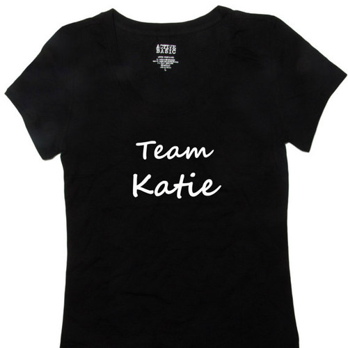 Personalized Team Bride T-Shirt