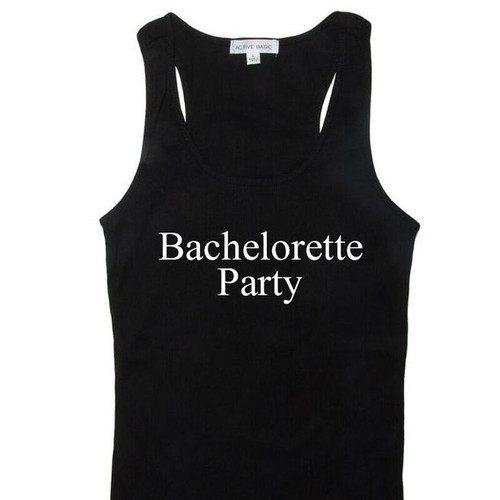 Bachelorette Party Tank Top