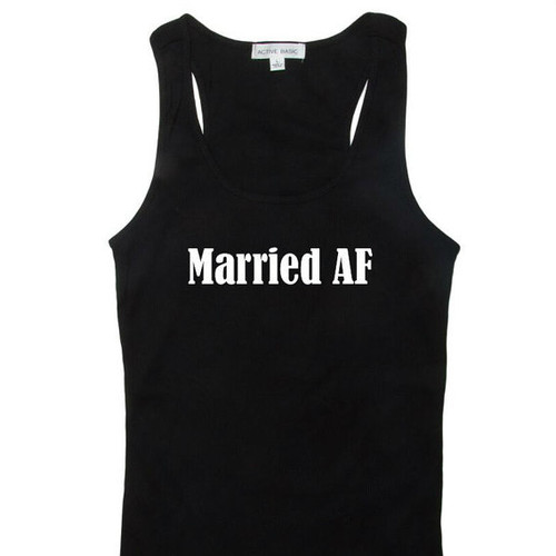 Married AF Tank Top