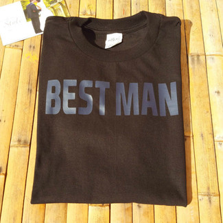Best Man T-Shirt