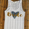 Bride with Heart Tank Top