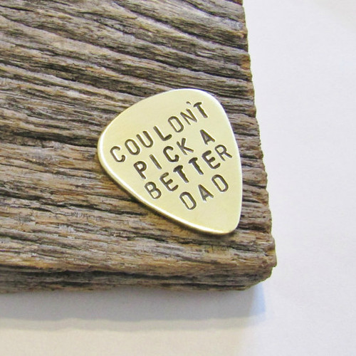 Couldn't Pick a Better Dad Guitar Pick