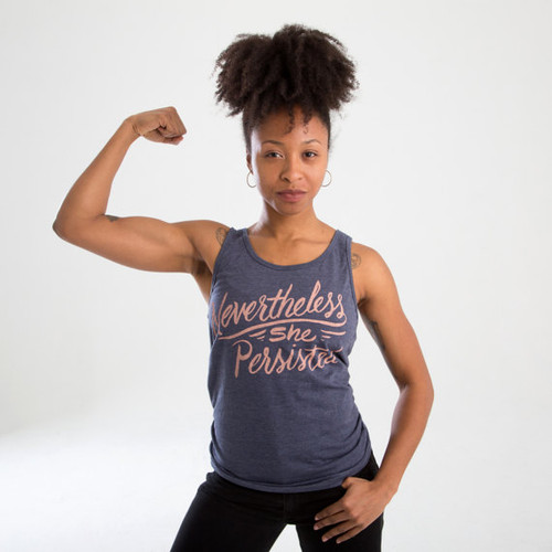 Nevertheless She Persisted TankTank Top