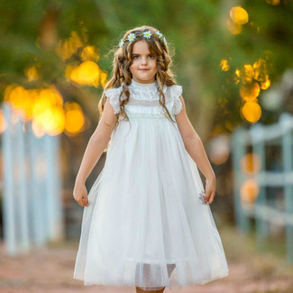Alexandra Flower Girl Dress
