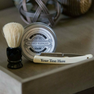 Groomsmen Shave Kit Gifts - The Adam