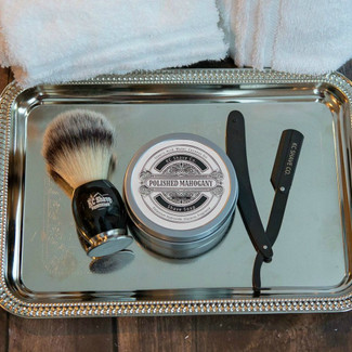 Groomsmen Shave Kit Gifts - The Bulldog