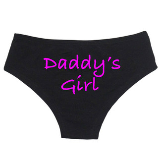 Daddy's Girl Panties