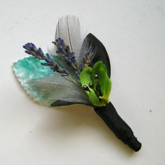 Custom Order Boutonniere
