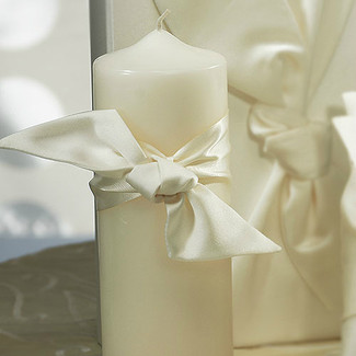 Tie The Knot Collection Unity Candle