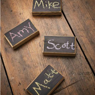 Chalkboard Place Cards - 12ct.