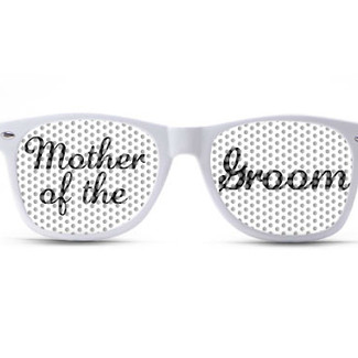 Mother of the Groom Wedding Sunglasses