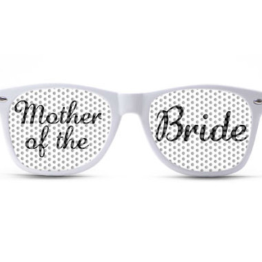 Mother of the Bride Script Sunglasses