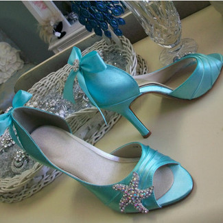 Starfish Bridal Shoes
