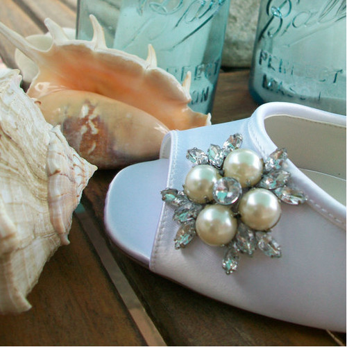 Bridal Wedding Flats - Choose from over 100 Colors!