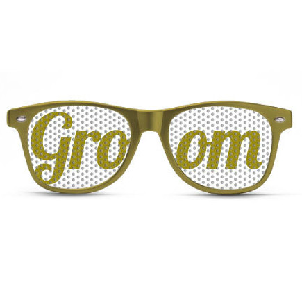 Groom Gold Sunglasses