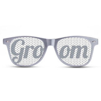 Groom Silver Sunglasses