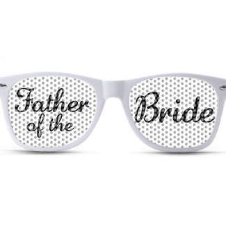 Father of the Bride Sunglasses