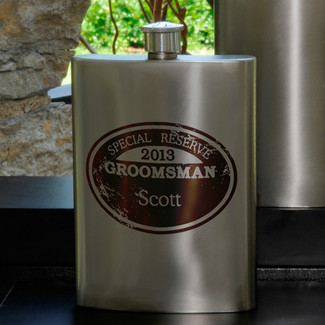 Special Reserve Flask