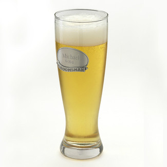 Grand Pilsner with Pewter Medallion