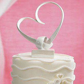 My Love Wedding Cake Topper