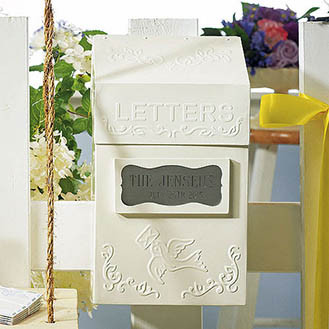 """""""Special Delivery"""" Letter Box"""