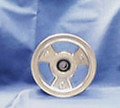 Aluminum Tri-Star Wheel