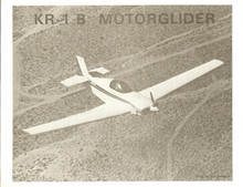 KR-1 B soaring over the California desert.