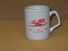 These are original 25th Anniversary KR Gathering Coffee Mugs.