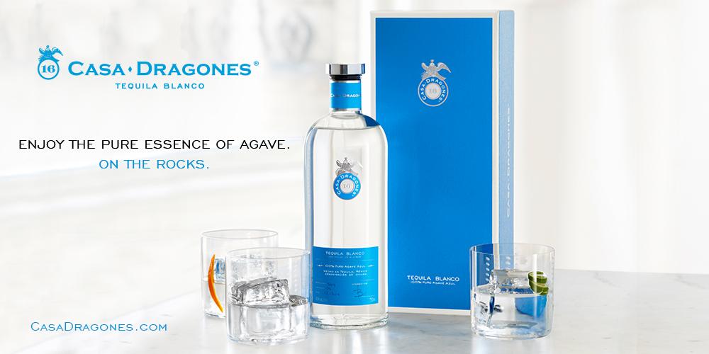Casa Dragones Tequila