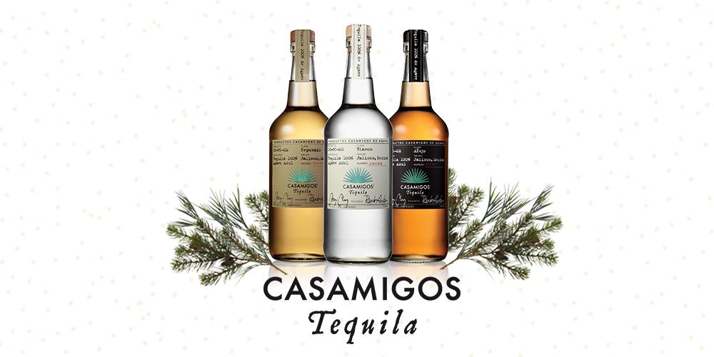 Casamigos Holiday Tequila
