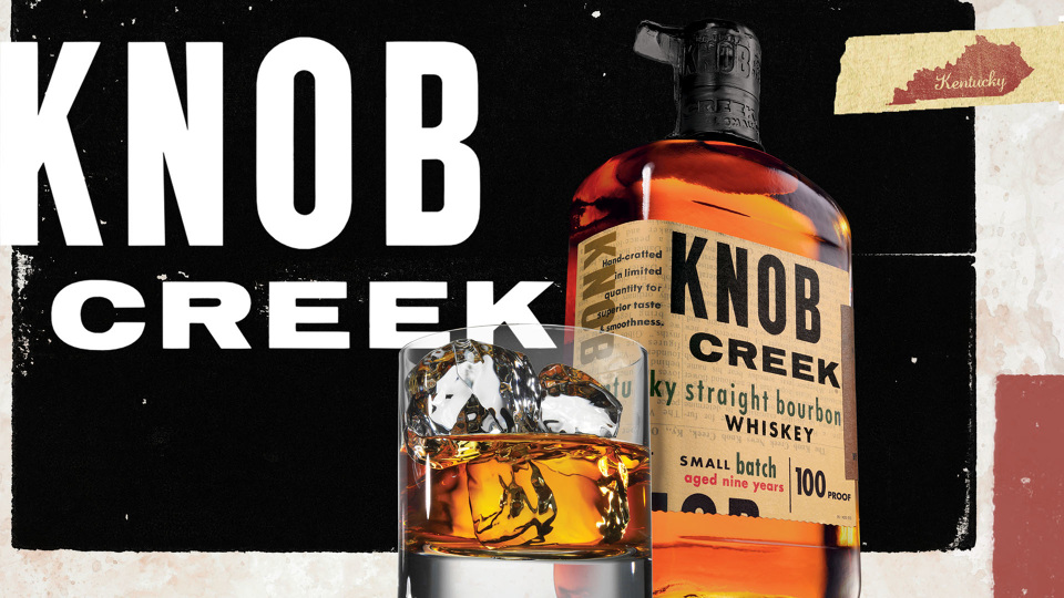 Knob Creen Kentucky Straight Bourbon Whiskey
