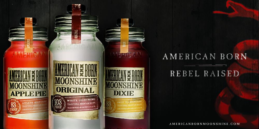 American XXX Born Moonshine