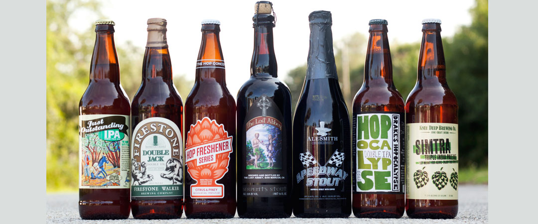 Quality Liquor Store Craft Beer Selection
