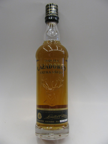 Cazadores Extra Anejo Limited Edition