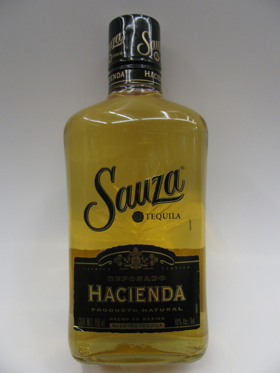 Tequila Hacienda Reposado Sauza Hacienda Reposado 750ml
